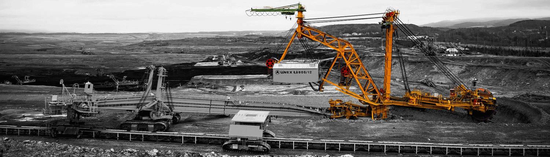 Headerbild für den Bereich Bergbau