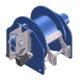 Zeichnung einer hydraulischen Hubwinde HPH-1500